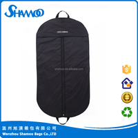 210D polyester garment bags / suit cover /dress cover for storage