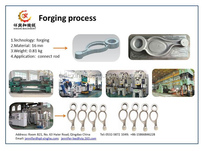 Customized Aluminum Forging Casting Parts Casting And Foundry ...