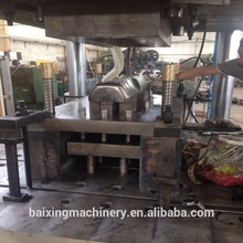 hydraulic press interlock block making machine