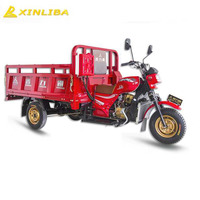 moto cargo three wheeler