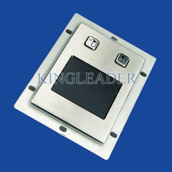 Industrial Pointing Vandal-proof,waterproof Metal Touchpad keyboard Device