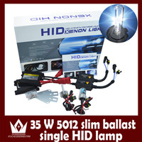 18000K anti-interference hid xenon kit 35W H1 H3 H7 H8 H10 H11 H9 H11 H13 9005 9006 9007 lamp silm ballast for car headlight