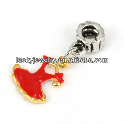 charms industrial piercing jewelry