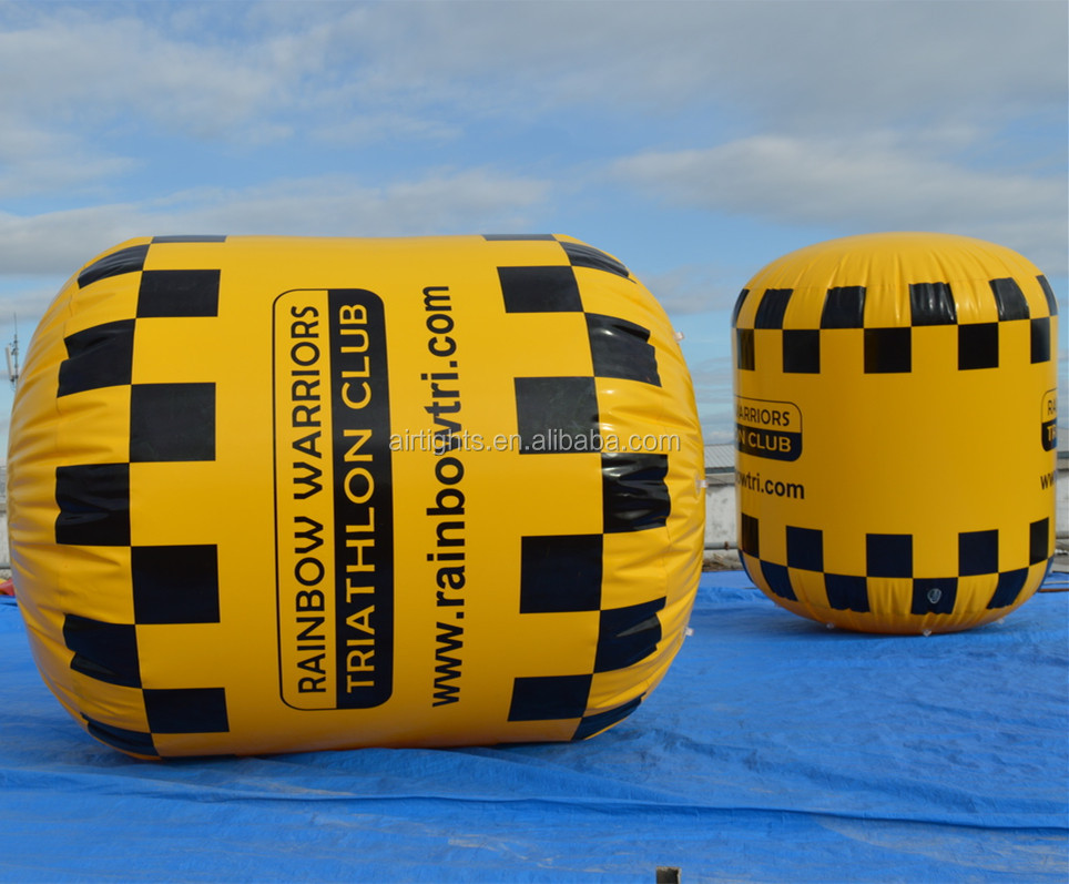 Floating Water Buoys, Inflatable Marker Buoys