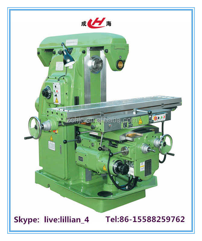 cheap universal milling machinehorizontal milling machine