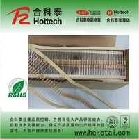 1/4w Throught Hole Carbon Film Fixed Resistor.