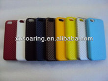 High quality Fiber carbon case cover for iphone 5C