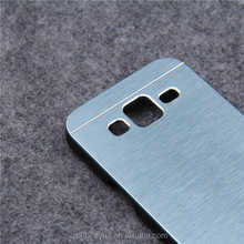 shenzhen sublimation brushed aluminum 5 inch mobile phone shell cell phone cases