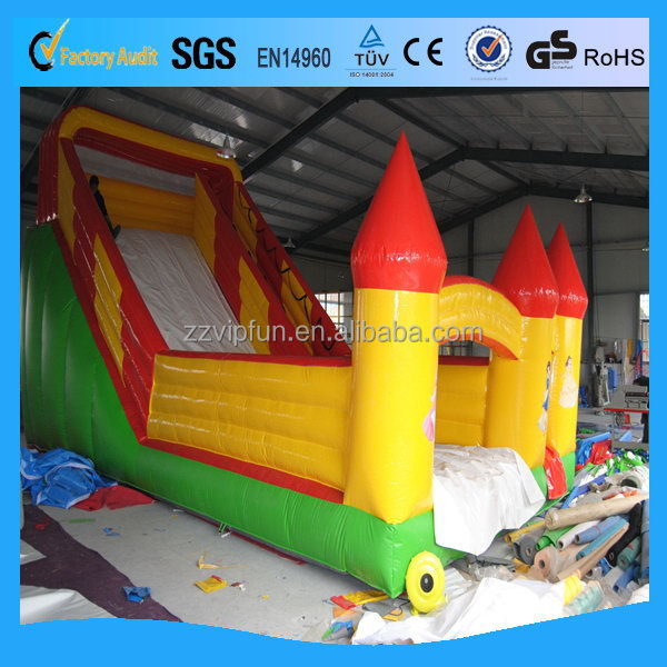 Top grade cheapest insect inflatable slide