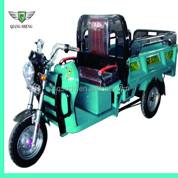 2017 new battery operated cargo rickshaw tuk tuk for hot sale