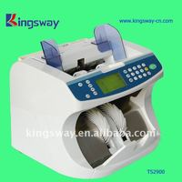 Hot!!! Utility and Convenient Cash Counter TS2900 Serial