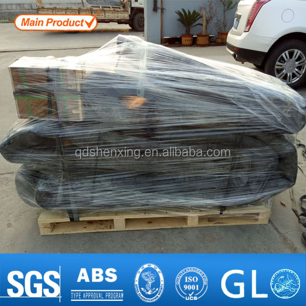 Pneumatic Fishing Boat Heavy Ship Salvage Lift Air Bags with High Quality