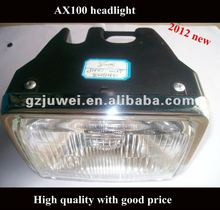 2012 hot sell motorcycle head light with high quality