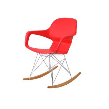 ... design cheap rocking chair price,popular plastic floor rocking chair