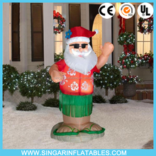 Hot selling Cute/cool life size santa claus personalized christmas decor