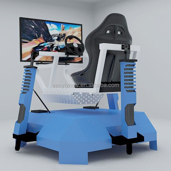 9D racing game simulator 3DOF 6DOF racing game simulator
