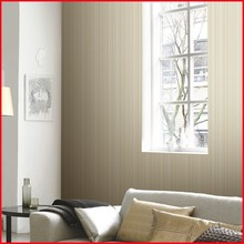 Modern Stripes Non-woven Wallpapers Sound-absorbing Wallpaper