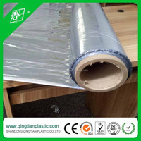 silver plastic agricultural mulch film for reflection and weed control