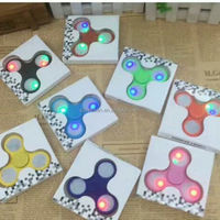 Led Spinner New Arrival Plastic Colorful