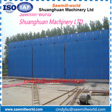 Energy saving kiln dried firewood wood drying kilns for sale