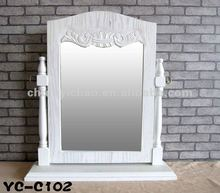 wooden dressing mirror /cheval glass /bedroom dressing mirror designs