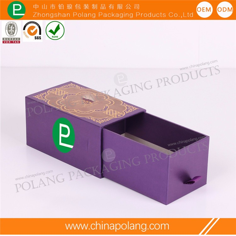 Handmade Empty Paper Perfume Box with EVA Inner perfume paperboard packaging boxes with tray EVA