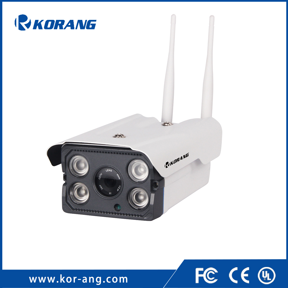 1080P HD IP Zoom Camera 2.0 Megapixel Infrared P2P Waterproof Wifi Security Outdoor CCTV Camera