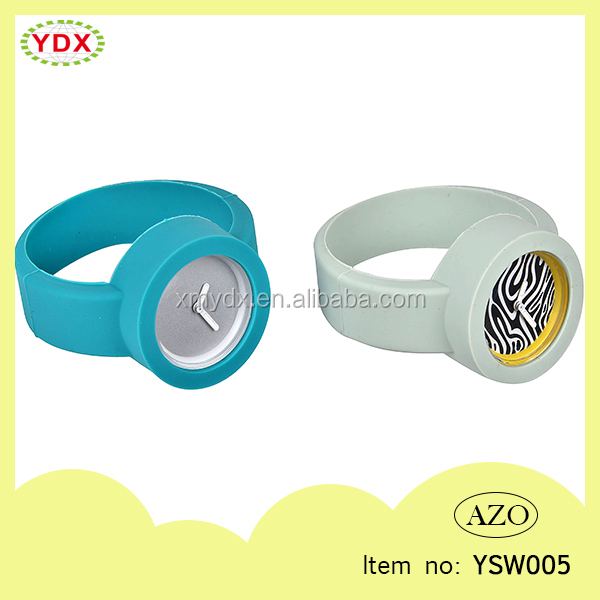 Popular Factory Direct Offer Silicone Promotion Gift Watches