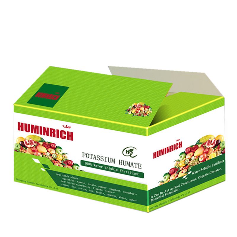 Huminrich Superb Refined Foliage Fertilizer 100% Soluble <strong>K</strong> Humate Powder