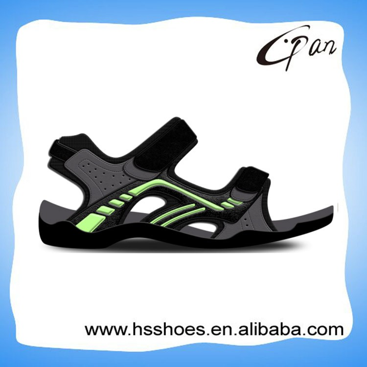 Latest style sports sandals for man