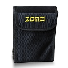 Zomei Black camera filter bag for 16 pcs of lens