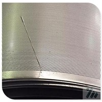 Aluminium Perforated Roofing Sheets