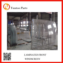 zhongtong bus front window windshield dimensions