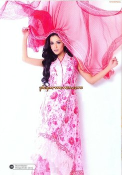 Shamaeel Sitara Premium Lawn Collection 2012
