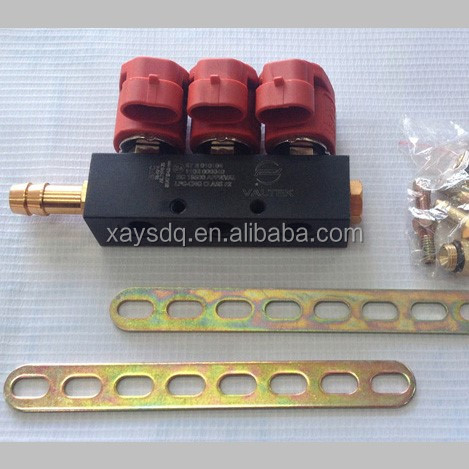cng kit lovato/injection kit/lpg sequential rail