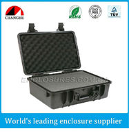 Plastic waterproof tool Case