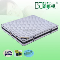 Hotel Furniture / comfortable bed air mattress / Modern Bed Home Luxury Spring Bed Mattress M60