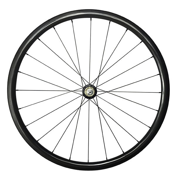 ONLY 910g Tubular 30mm depth 23mm width carbon bicycle wheels with Extralite hub for road bikes