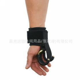 Weight Lifting Hook Weightlifting Training Gym Grips Straps Gloves Wrist Support Weights