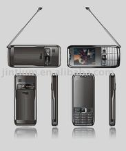 Quad Band hot sell three sim three standby mobile phone with FM JT-E71