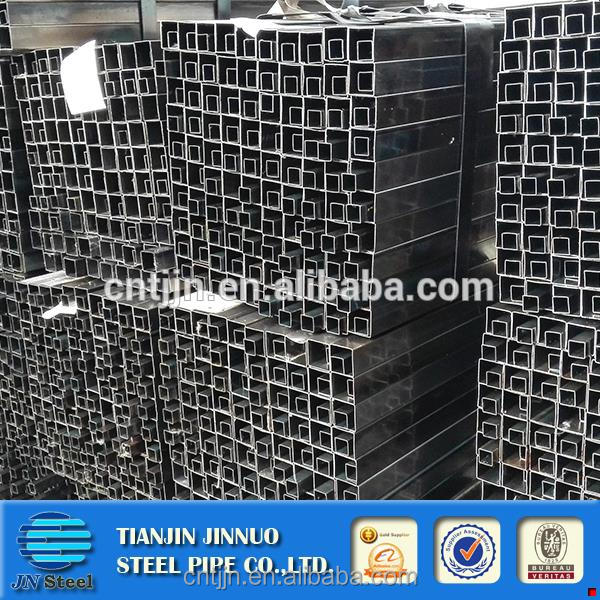 Cheap price custom hot sale low carbon cold rolled steel strips a500 well formed rectangular metal tubing