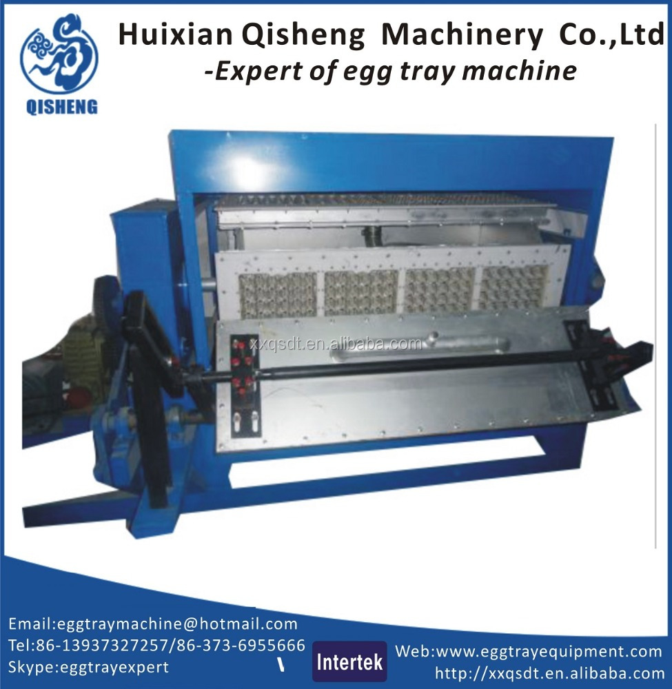 hot sale paper recycling egg tray machine molding egg tray making machine