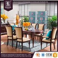 Customize American Neo classical dining room furniture set , soild wooden furniture set Dining Room Set