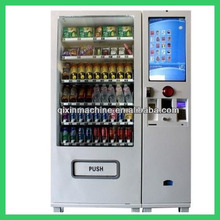 2014 hot sale automatic food vending machine