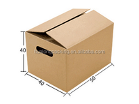 Strong carton box for moving house