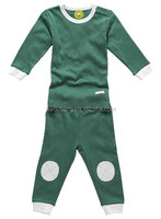 Kids Knitted long sleeves applique sweater Pullover with pant sets