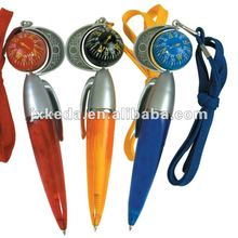 Multi-Functional Promotional Mini Compass Pen