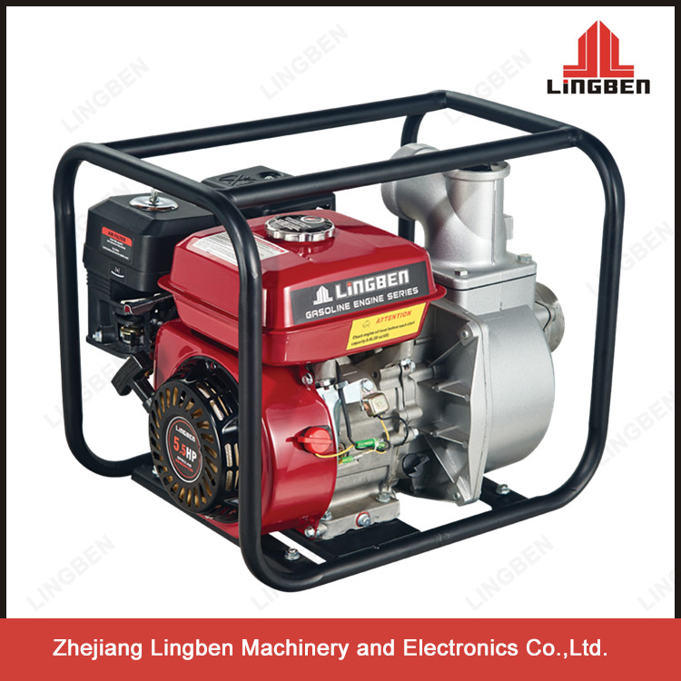 Zhejiang Lingben 4-Stroke Engine 5.5Hp Honda Gasoline Water Pump Spare Parts For Pump Water LBB50
