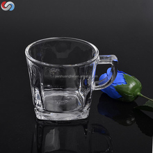 Hot Sale Promotional Unbreak Beer/Wine/Tea Glass Cups With Handle