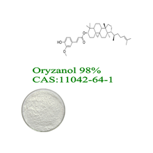 CAS:11042-64-1 Oryzanol 98% /Rice bran oil extract powder for sale
